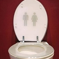 トイレのふりをして出会い系アプリに登録した男性「私はトイレ」