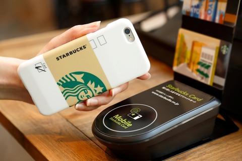 スターバックスコーヒー、Felicaチップ内蔵で支払いに使えるケース型スターバックス カード「STARBUCKS TOUCH」を発表!第1弾は「iPhone 6」用の″The Cup″で5月20日発売
