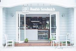 人気パンケーキ屋が作るグルメサンドイッチ 葉山に2号店