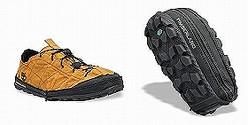 環境にも優しい折り畳み式の靴です!