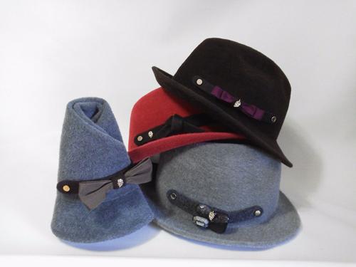 ヘレンカミンスキーが帽子のカスタムオーダーイベント「スタイルド・バイ・ユー」開催