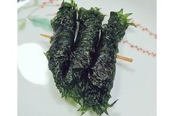 この惣菜って田舎特有のもの?味噌にしそを巻いて揚げたローカルフードが話題に
