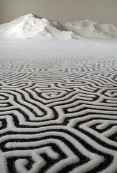 『迷宮』 『メイキング・メンズ』より ベルビュー美術館 ベルビュー、アメリカ(2012.3〜5)