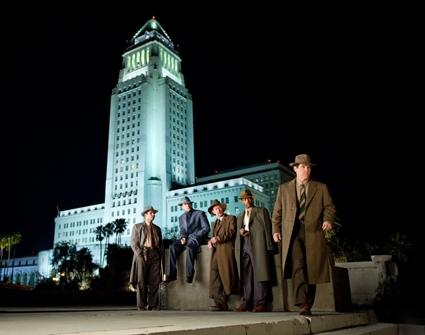 『L.A.ギャングストーリー』 (C) 2012 VILLAGE ROADSHOW FILMS(BVI)LIMITED