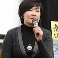 「まだまだ諦めておりません」と語った安倍昭恵首相夫人