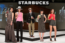 My Style, My Frappuccino® -Starbucks Summer Collection 2012-、2012 春夏の最新コレクション