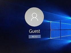 Windows 10でGuestアカウントが無くなった? 有効にする方法と注意点