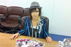 男装専門誌『KERA BOKU』の人気読者モデルのAKIRAさん