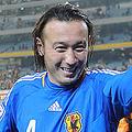 ゲキサカ秘蔵写真[2009.6.17]田中マルクス闘莉王(日本代表)