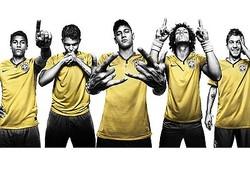 NIKE 2014年FIFA開催国ブラジルの新ユニフォーム公開