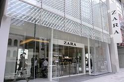 NYに続いて世界2店舗目 ZARA銀座店が最新コンセプトにリニューアル