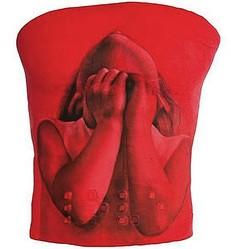 胸を型取ったアート展に北島康介やジミー大西ら参加 乳がん早期発見啓発