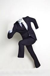 スーツも3Dへ もてスリムが更に進化