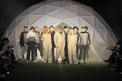 GRIFFIN HARTLAND、2012-13秋冬の最新コレクション