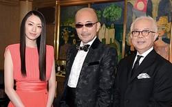 『007』について熱く語った栗山千明、竹中直人、小堺一機