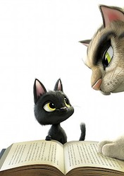 ノラ猫たちの物語が3DCGで映画化! - 映画『ルドルフとイッパイアッテナ』より  - (C)2016「ルドルフとイッパイアッテナ」製作委員会