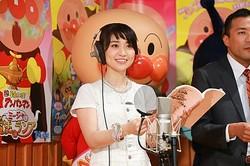 「アンパンマン」声優挑戦の手応えを語った大島優子