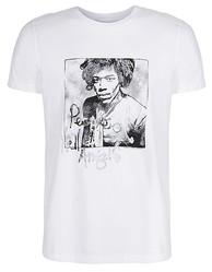 ギャップ、故ジミ・ヘンドリックス生誕70周年Tシャツ発表