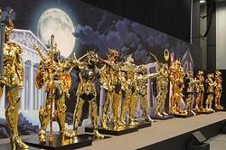 写真は2006年「聖闘士星矢30周年展Complete Works of Saint Seiya」にて撮影したもの