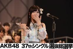 AKB48 37thシングル選抜総選挙 立候補メンバーのアピールコメントをニコ生で放送