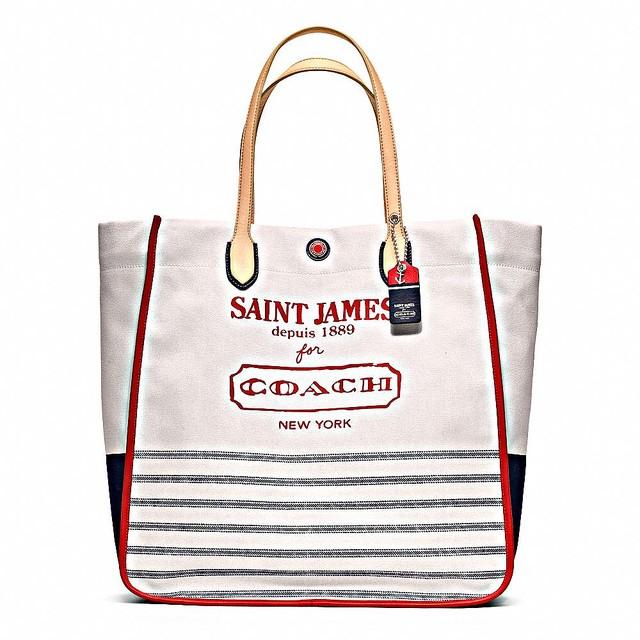 『SAINT JAMES for COACH』を4月26日よりコーチ・ストアで発売