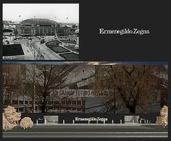 ゼニア、ミラノでステファノ・ピラーティ初のショーと作品展示