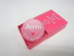 缶バッチ型オーディオ「プレイボタン」×ファッション 小田急新宿が企画
