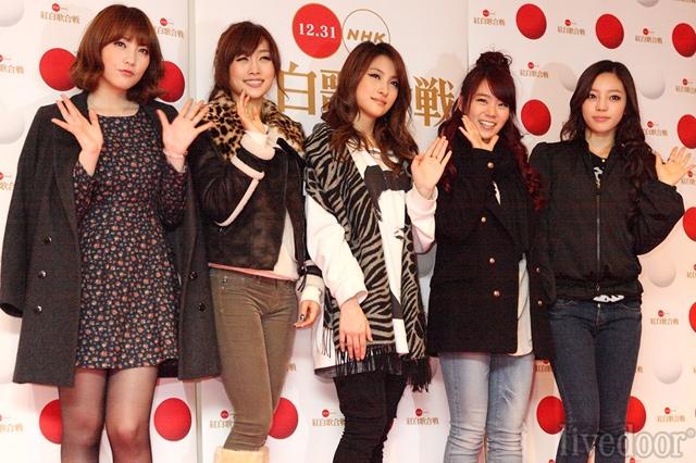 韓国出身のアイドルグループ・KARA