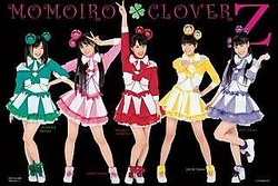 ももクロが7月20日発売の『花とゆめ』に、付録&緋桜泉作の漫画で初登場!