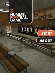 ヒュンメルのサッカーゲームアプリが寄付拡大めざしリニューアル