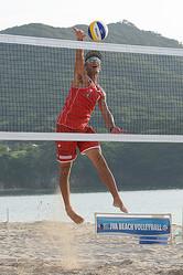 現役に復帰し3度目のオリンピック出場を目指す日本代表の白鳥勝浩