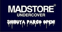 アンダーカバー初のコンセプトショップ「MADSTORE UNDERCOVER」渋谷パルコに出店