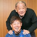 """9年ぶり日本復帰の""""平成の怪物""""が、伝説のエースと交わした「投手論」"""