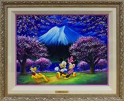 過去最大級ディズニーのファインアート展 大丸東京店で300点以上公開