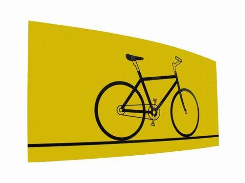 [画像] 自転車に乗り過ぎの男性に警告、週300キロ以上の走行で正常な精子が減少。