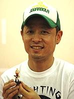 人気漫画「キン肉マン」著者、ゆでたまご嶋田隆司先生