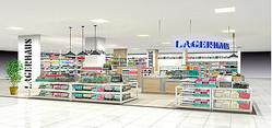 スウェ−デンの低価格雑貨ショップ「ラガハウス」日本1号店を奈良に出店