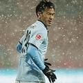 岡崎、英誌で最優秀選手候補に