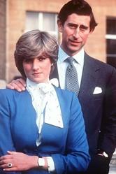故ダイアナ妃とチャールズ皇太子