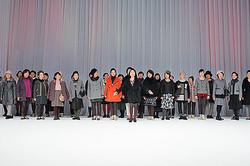 中村玉緒ら平均年齢70歳のファッションショー ニッセンが開催