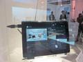 【ITPro EXPO 2011】ロジテックがAndroidタブレット用USB接続のワンセグチューナーを展示【レポート】