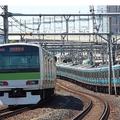 JR田端〜品川駅間を完全並行 山手線と京浜東北線を徹底比較