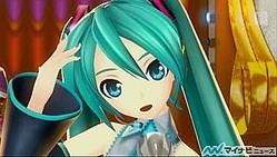 セガ、PS Vita/PS3『NEXT HATSUNE MIKU Project DIVA (仮称)』を発売決定