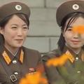 北朝鮮の女性兵士(本文とは関係ありません)