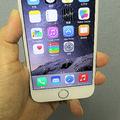 写真はiPhone 6。