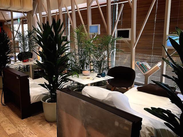 ネスカフェ×フランスベッド睡眠カフェ