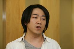 主催、櫛井優介氏