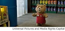 「テッド」特別版で初の地上波、テッド役の有吉弘行が新たに声を収録。