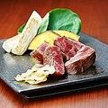 熟成神戸牛サーロインステーキ
