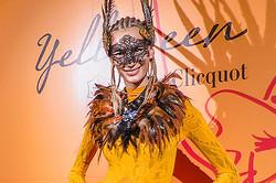 ヴーヴ・クリコが大人のハロウィンパーティー開催 ソマルタが特別衣装をデザイン